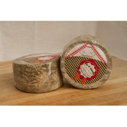 Matured sheep cheese