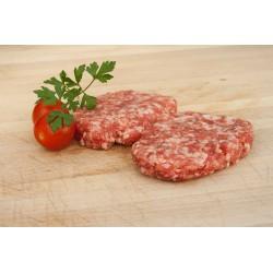 Veal hamburguer